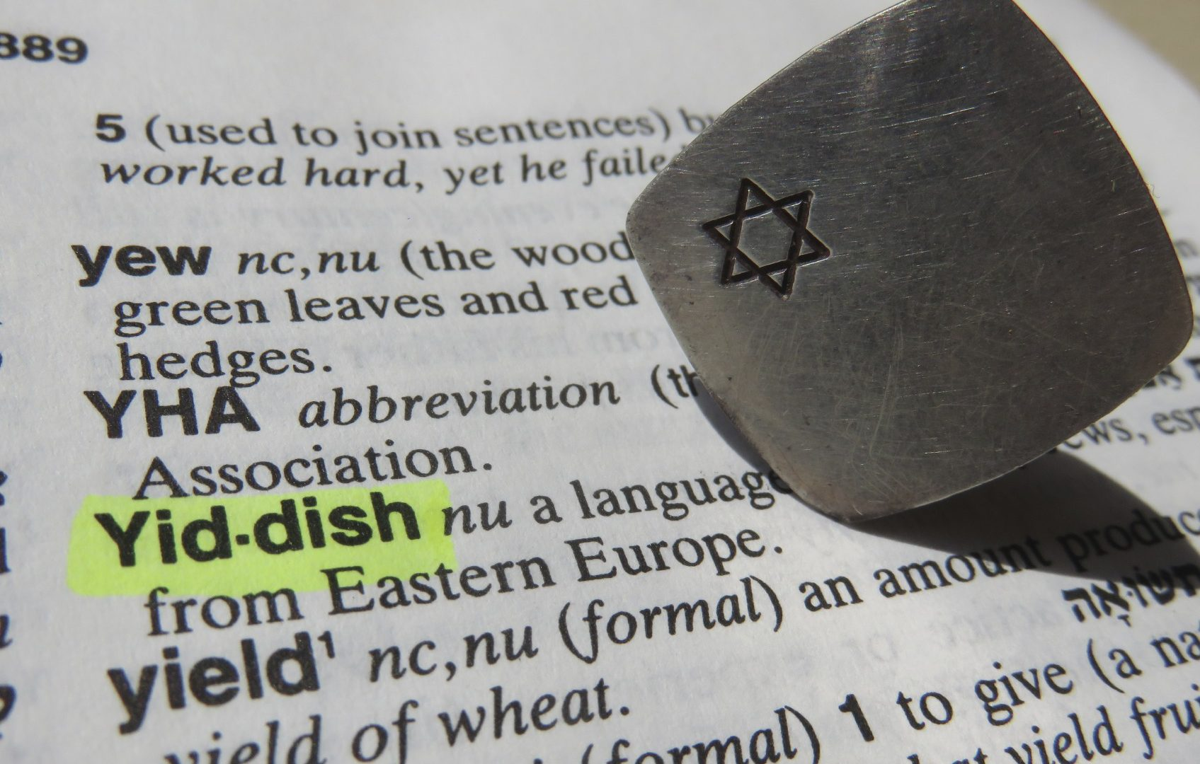 15 Common Yiddish Words You Need To Know | Jdate