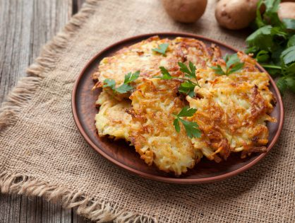 Potato Latke Recipes For Your Hanukkah Party