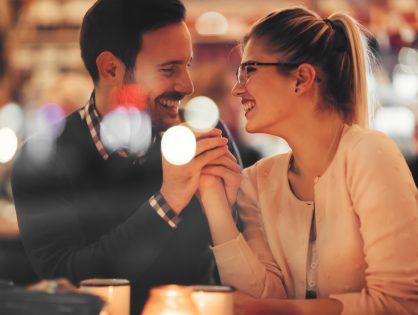 8 Great Signs Of Chemistry On A First Date