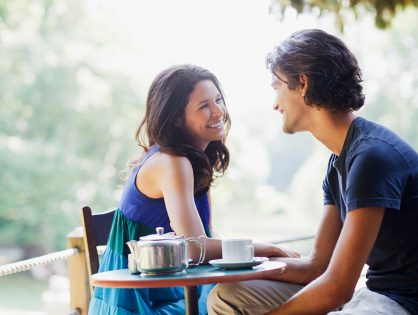 5 Ways To Calm First Date Jitters